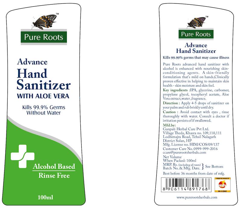 100ml Hand Sanitizer