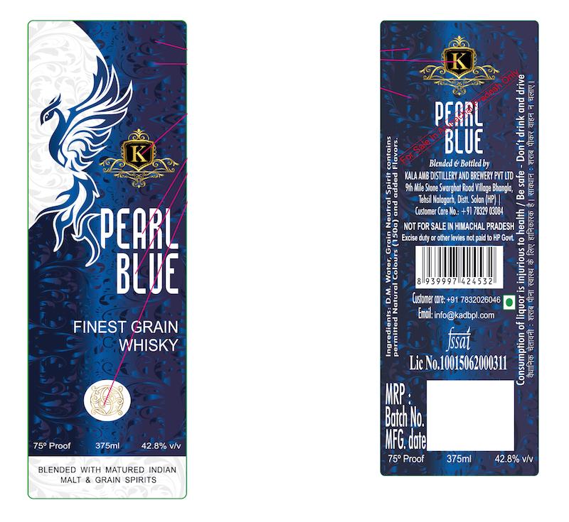 Pearl Blue Arunachal Pradesh-2